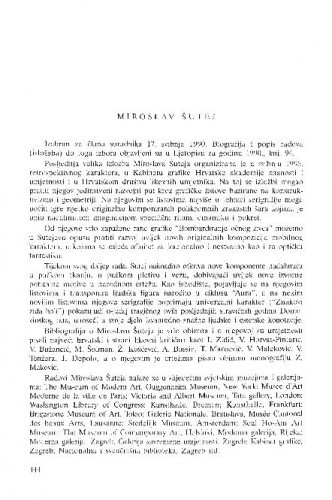 Miroslav Šutej