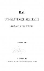 Knj. 20(1872)=knj. 20