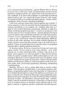 Puno buke ni za što : glazbena kronika / Irena Paulus