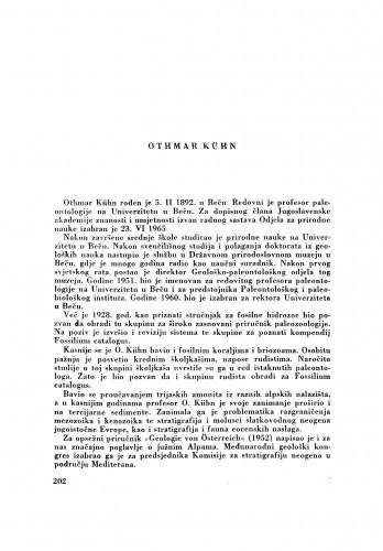 Othmar Kühn