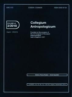 Vol. 42 Num. Curr. 139, No. 3, September 2018. / editors-in-chief Pavao Rudan, Anita Sujoldžić