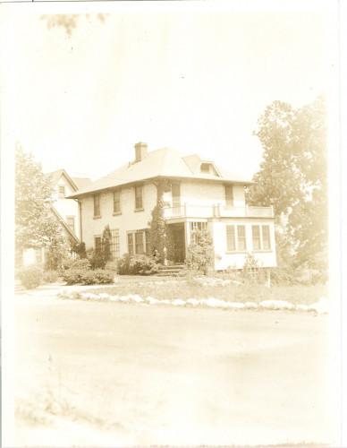 Kuća g. Gurkovića na starom mjestu