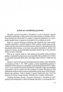 Krleža na varaždinskoj pozornici / Tomislav Lipljin