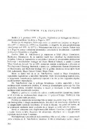 Stanimir Vuk-Pavlović