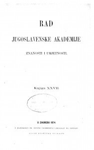 Knj. 27(1874)=knj. 27