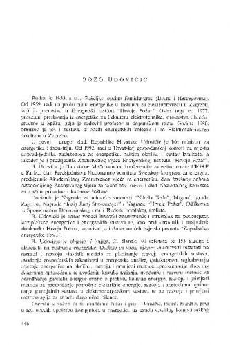 Božo Udovičić