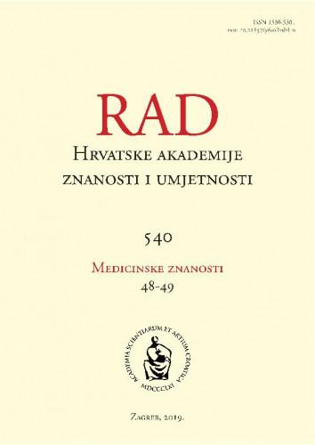 Knj. 48-49(2019) / editor in chief = glavni i odgovorni urednik Marko Pećina