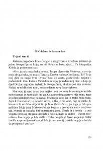 Razgovor s Krležom / Enes Čengić
