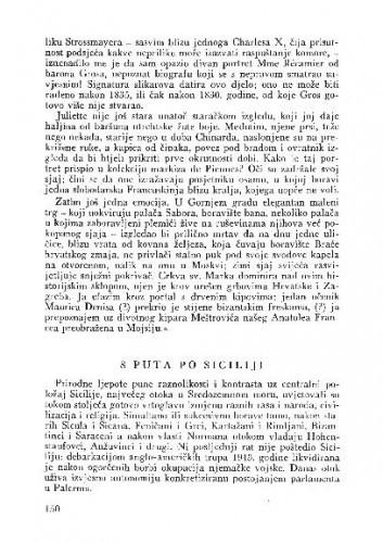 S puta po Siciliji / Ljerka Gašparović