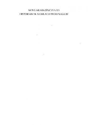Pisma i poruke rektora Bara, Ulcinja, Budve i Herceg-Novog : Epistolae et communicationes rectorum Antibarensium, Dulcinensium, Buduensium et Castri Novi ; prepisali i uredili Lovorka Čoralić i Damir Karbić ; kazala izradili Maja Katušić i Ivan Majnarić