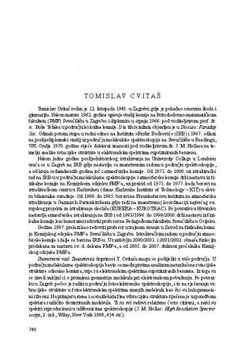 Tomislav Cvitaš