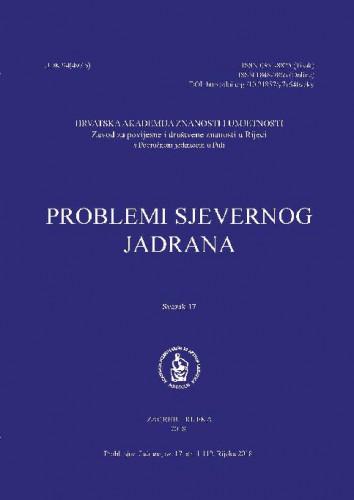 Sv. 17 (2018) / glavni i odgovorni urednik Miroslav Bertoša