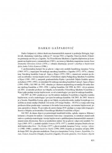 Darko Gašparović