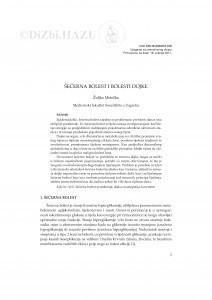 Šećerna bolest i bolesti dojke / Željko Metelko