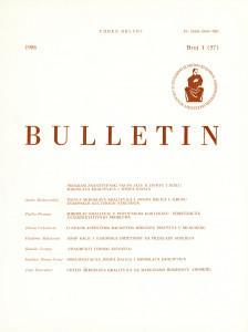 Br. 1(57) (1986) / odgovorni urednik Edo Kovačević