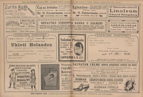 Ukleti Holandez : Romantična opera u tri čina