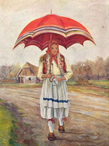 Rojc, Nasta(1883-1964): Dobar zaklon ]