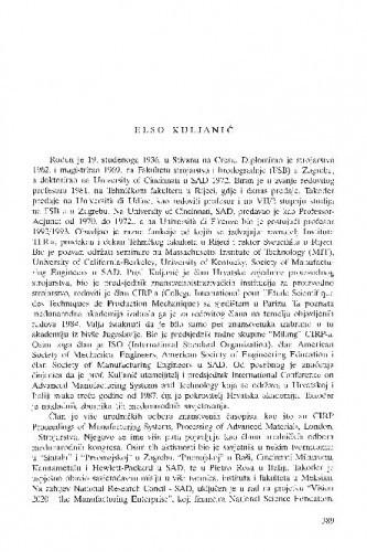 Elso Kuljanić