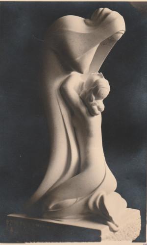 Škarpa, Juraj kipar(1881-1952) : Utjeha