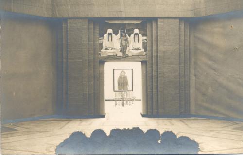 Babić, Ljubo  : Postav samostalne izložbe, Zagreb, Umjetnički paviljon, 1913.