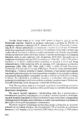 Zvonko Kusić