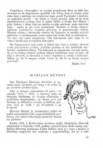 Marijan Detoni / Vanja Radauš