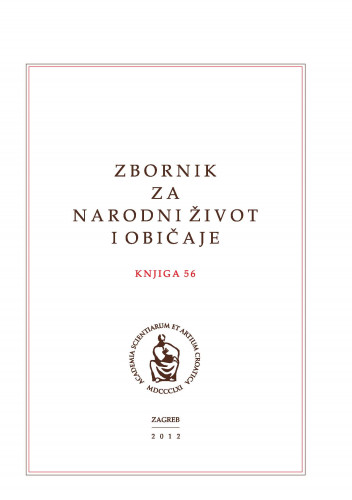 Knj. 56 (2012) / [glavni i odgovorni urednik Ivan Cifrić]