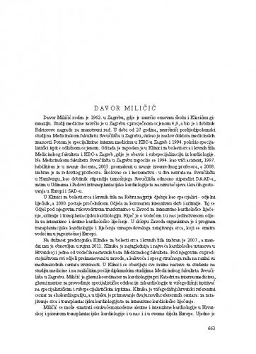 Davor Miličić