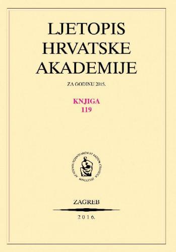 2015. Knj. 119 / urednik Pavao Rudan