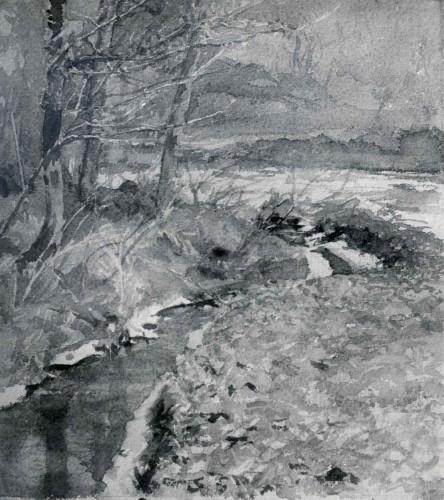 Raškaj, Slava(1877-1906): Rano proljeće ]