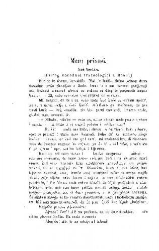Naš hodža : (prilog narodnoj frazeologiji u Bosni) / J. Milaković