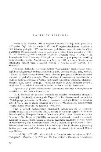 Ladislav Palinkaš