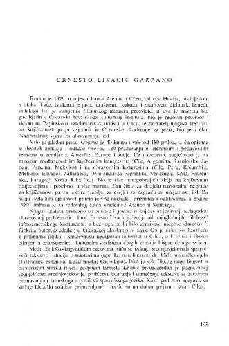 Ernesto Livacic Gazzano