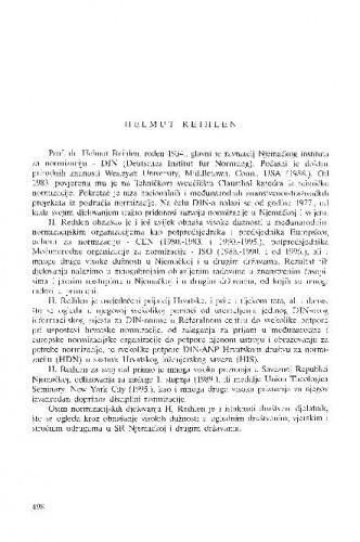 Helmut Reihlen