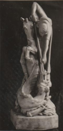 Škarpa, Juraj kipar(1881-1952) : Sv. Juraj