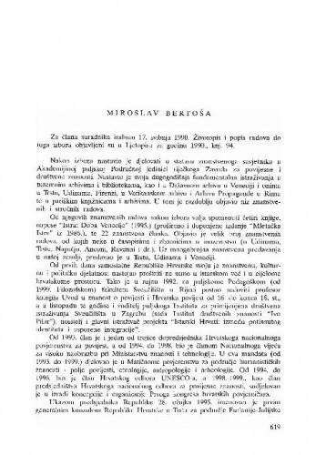 Miroslav Bertoša