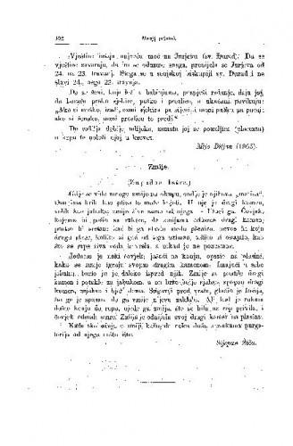 Zmije : (Zapadna Istra.) / S. Žiža