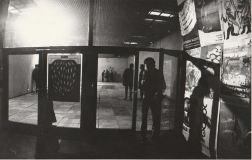 Izložba Jagode Kaloper, Galerija SC, svibanj 1970.