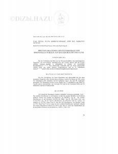 Breitenvariationen des Os ethmoidale und sphenoidale in Bezug auf das Geschlecht und Alter / I. Vinter, J. Krmpotić-Nemanić, J. Hat, D. Jalšovec