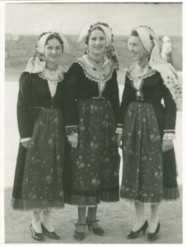 Dobrinjke - zimi [Fuis, Antun (????-1968) ]