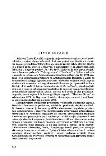 Dinko Kovačić