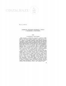 Usporedba estetičkih koncepcija o muzici u Hindemitha i Stravinskog / M. Božić