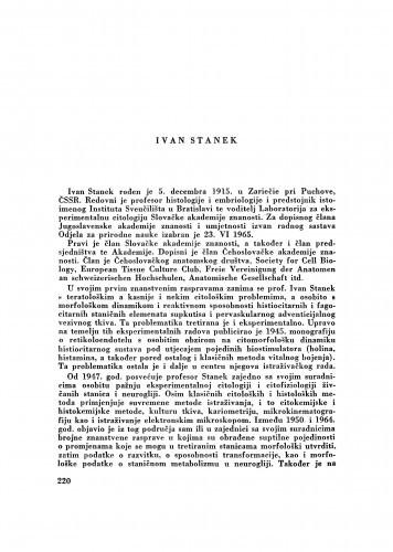 Ivan Stanek