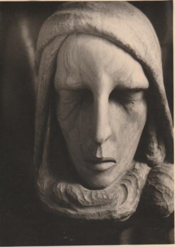 Škarpa, Juraj kipar(1881-1952) : Madona [Škarpa, Juraj kipar(1881-1952) ]