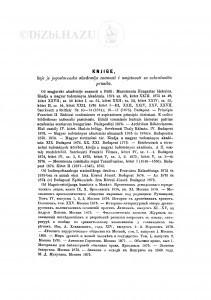 Knjige : koje je Jugoslavenska akademija znanosti i umjetnosti sa zahvalnošću primila