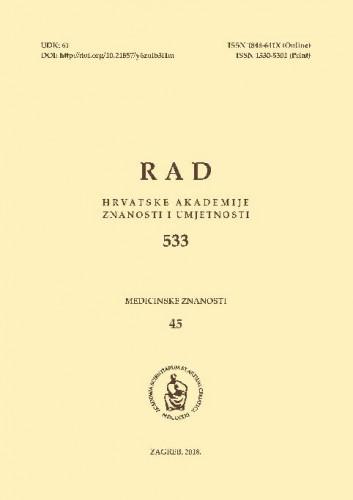 Knj. 45(2018) / glavni i odgovorni urednik = editor in chief Marko Pećina