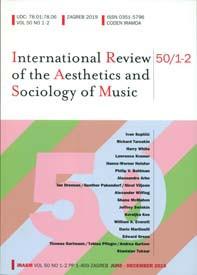 Vol. 50, no. 1-2(2019) : Vol. 50, no. 1-2(2019) / editor-in-Chief, glavni i odgovorni urednik Stanislav Tuksar