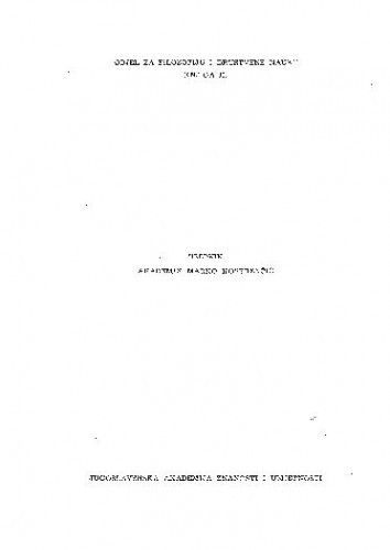 Knj. 2(1951)=knj. 283 / urednik Marko Kostrenčić