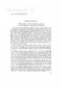 Dacico-illyrica : neki aspekti ilirske kolonizacije Dacije u svjetlu natpisa na ceratama iz Alburnusa / D. Rendić-Miočević