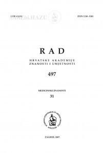 Knj. 31(2007)=knj. 497 / glavni i odgovorni urednik Marko Pećina